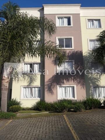 Apartamento para venda no Jardim Iracema em Almirante Tamandare com 50m² por R$ 162.000,00
