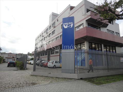 Sobreloja para locacao no Reboucas em Curitiba com 200m² por R$ 4.680,00