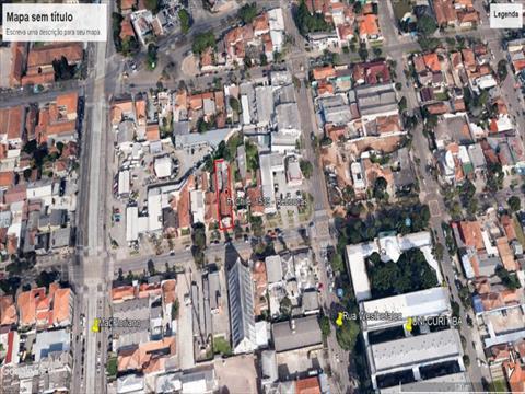 Loja para venda no Reboucas em Curitiba com 586m² por R$ 1.900.000,00