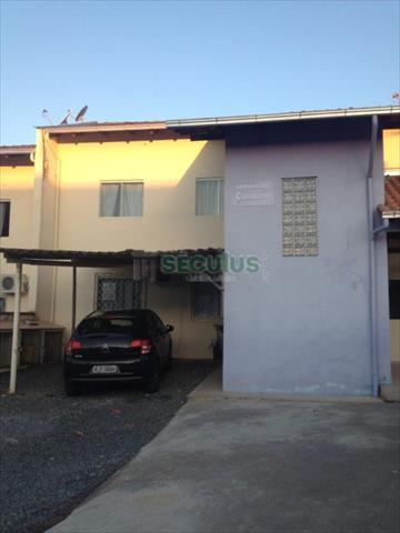 Apartamento para venda no Tres Rios do Sul em Jaragua do Sul com 48m² por R$ 140.000,00