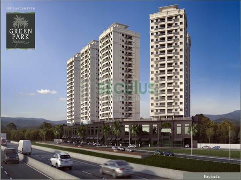 Apartamento para venda no Meia Praia em Itapema com 65m² por R$ 639.000,00
