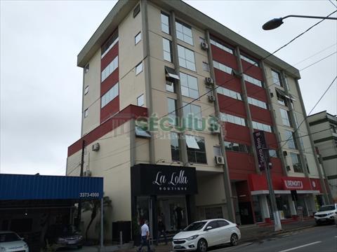 Cjto Comercial_sala para locacao no Centro em Guaramirim com 0m² por R$ 1.830,00