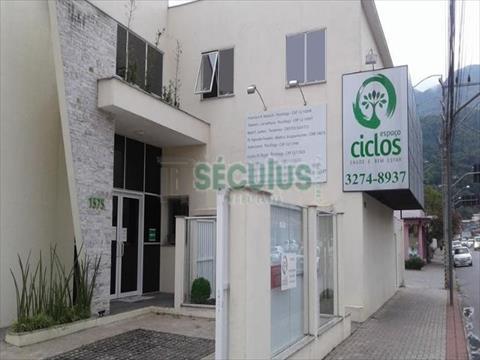Cjto Comercial_sala para locacao no Centro em Jaragua do Sul com 0m² por R$ 988,88