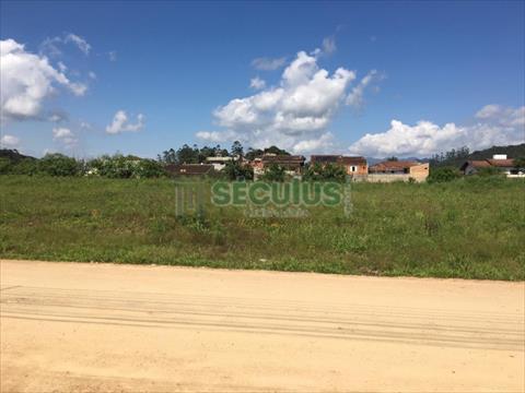Terreno para locacao no Barra do Rio Cerro em Jaragua do Sul com 0m² por R$ 3.888,88
