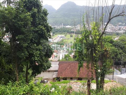 Terreno para venda no Ilha da Figueira em Jaragua do Sul com 329m² por R$ 169.000,00