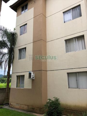 Apartamento para venda no Rio da Luz em Jaragua do Sul com 47m² por R$ 125.000,00