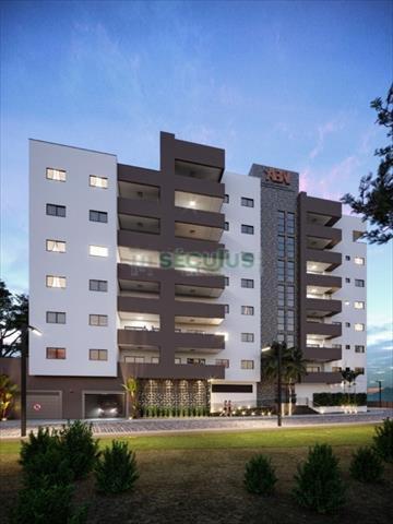 Apartamento para venda no Jaragua Esquerdo em Jaragua do Sul com 75m² por R$ 325.000,00