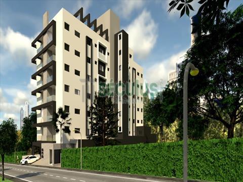 Apartamento para venda no Nova Brasilia em Jaragua do Sul com 128m² por R$ 290.000,00