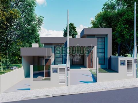 Casa Residencial para venda no Jaragua 99 em Jaragua do Sul com 102m² por R$ 390.000,00
