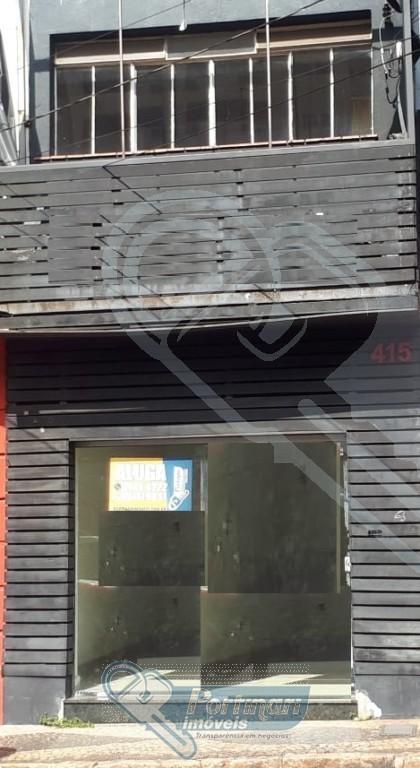 Loja para locacao no Centro em Limeira com 250m²