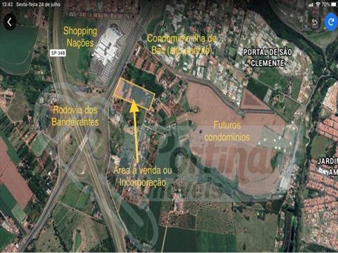 Área para venda no Jardim Senador Vergueiro em Limeira com 39.300m²