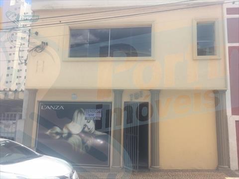 Casa Comercial para venda no Centro em Limeira com 214,57m²