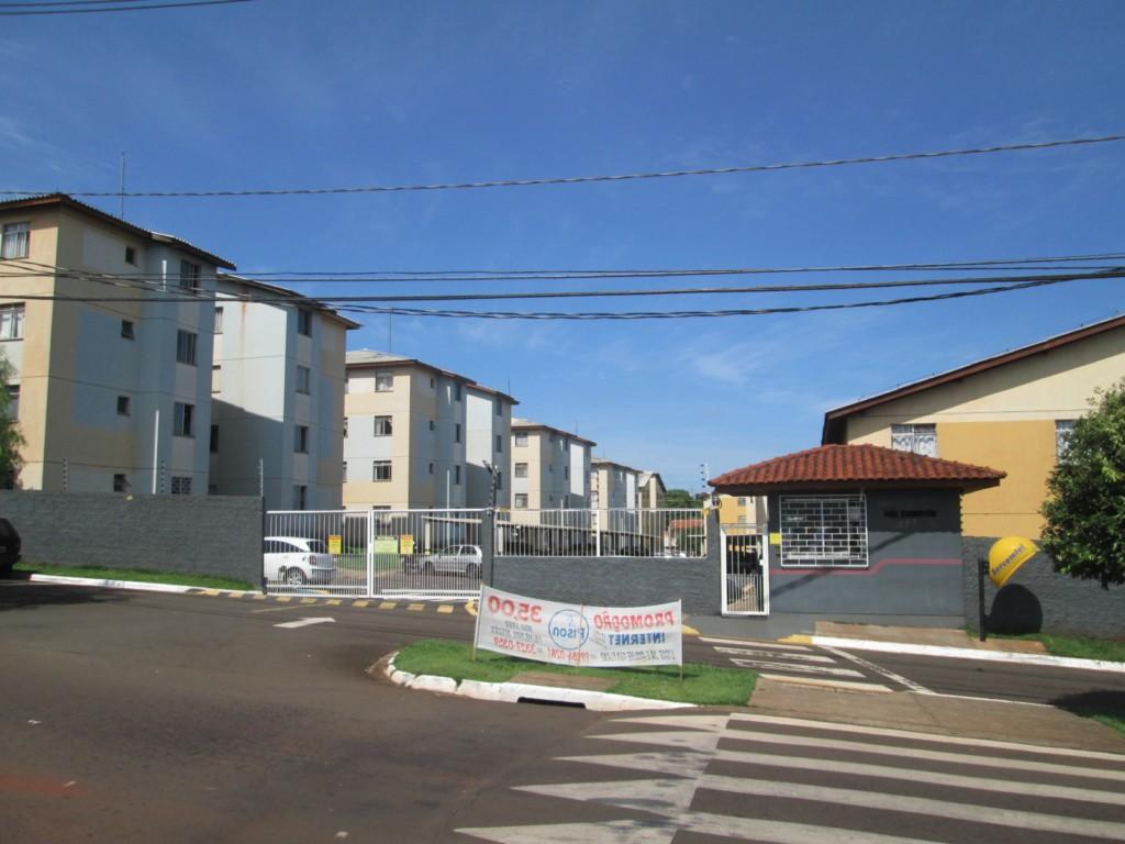 05363.001, Apartamento de 2 quartos, 45.52 m² no condomínio Abel ChimentÃo à venda no Nova Olinda - Londrina/PR
