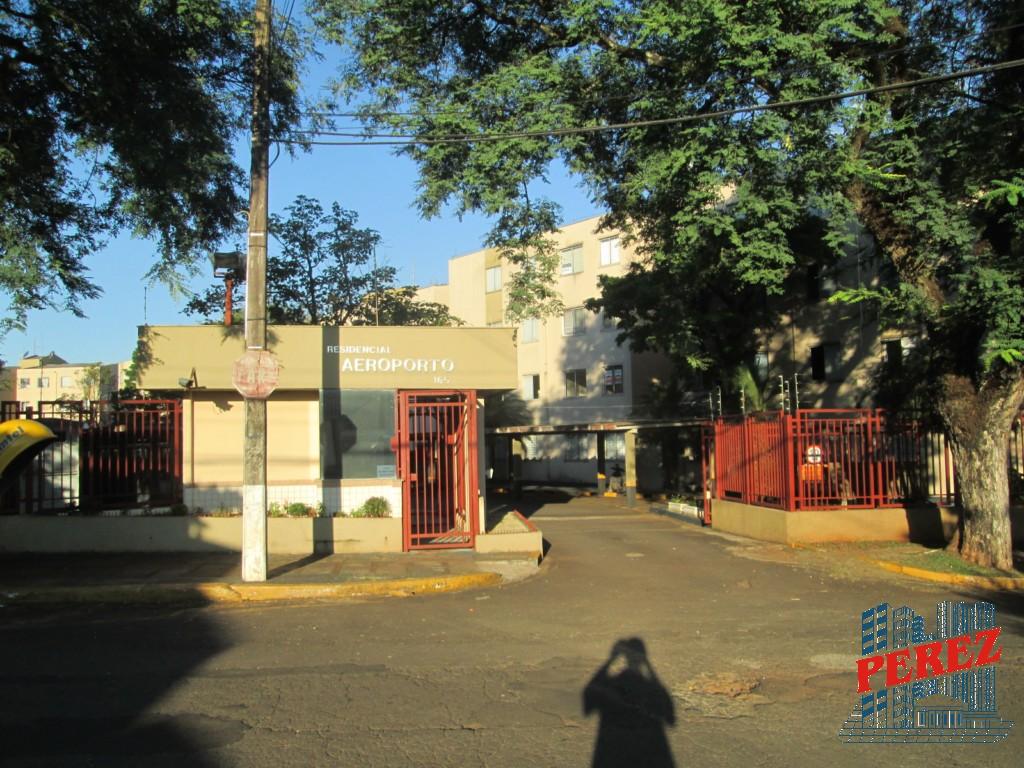 00334.001, Apartamento de 3 quartos, 61.25 m² no condomínio Aeroporto I à venda no Vitoria Regia - Londrina/PR