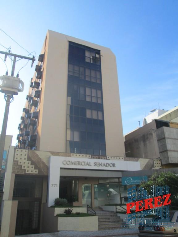 04430.001, Sala Comercial, 205 m² no condomínio Comercial Senador para alugar no Centro - Londrina/PR