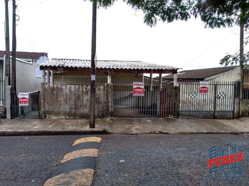 13650.4652, Casa de 2 quartos, 65 m² para alugar no Paraiso - Londrina/PR
