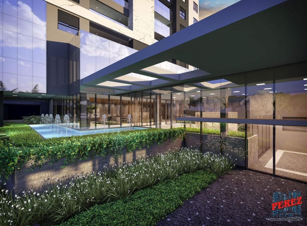 13650.5717, Apartamento de 3 quartos, 155 m² no condomínio Trianon para lançamento no Gleba Fazenda Palhano - Londrina/PR