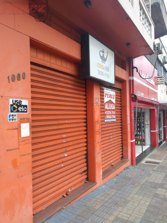13650.5752, Sala Comercial, 300 m² para alugar no Centro - Londrina/PR