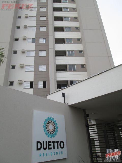 13650.6082, Apartamento de 3 quartos, 64 m² no condomínio Duetto Residence à venda no Morumbi - Londrina/PR