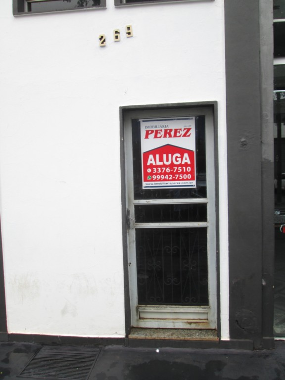 13650.6160, Apartamento de 2 quartos, 30 m² para alugar no Centro - Londrina/PR