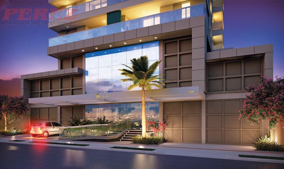 13650.6196, Apartamento de 3 quartos, 95 m² no condomínio Aqualuna Jardim para lançamento no Centro - Londrina/PR