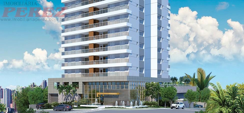 13650.6211, Apartamento de 3 quartos, 94 m² no condomínio Fontaine D Or Residence para lançamento no Gleba  Palhano - Londrina/PR