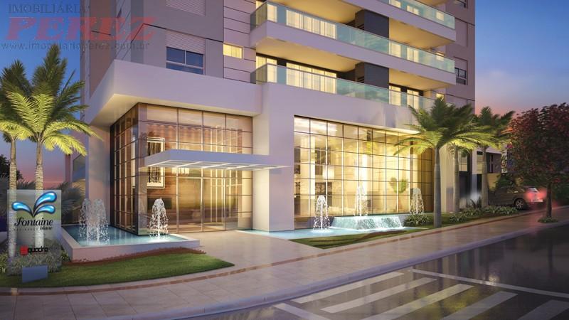 13650.6212, Apartamento de 3 quartos, 122 m² no condomínio Fontaine Blanc Residence para lançamento no Gleba  Palhano - Londrina/PR