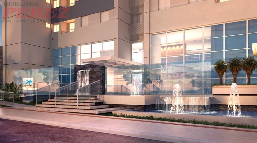 13650.6213, Apartamento de 3 quartos, 69 m² no condomínio Aquaparque Residencial E  Resort para lançamento no Vitoria - Londrina/PR