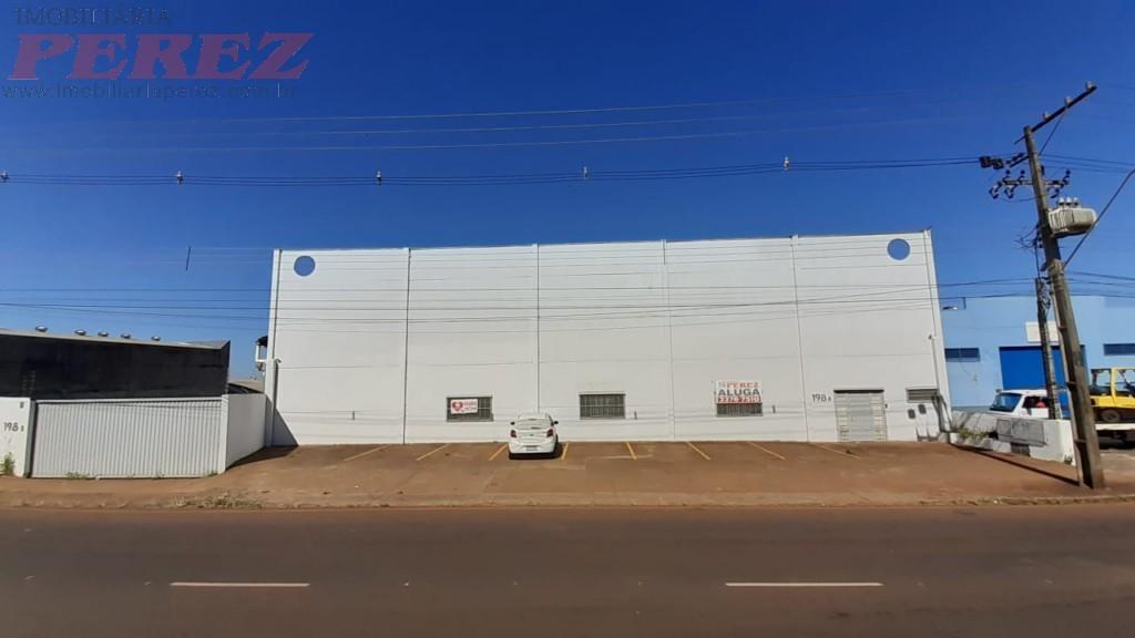 13650.6745, Barracão/Galpão, 1180 m² para alugar no Pq_ Ind_ Kiugo Takata - Londrina/PR