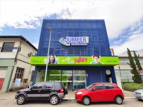 Sala para locacao no Centro em Joinville com 284m² por R$ 5.700,00