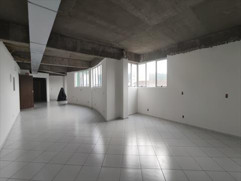 Sala para locacao no Bucarein em Joinville com 363m² por R$ 10.000,00