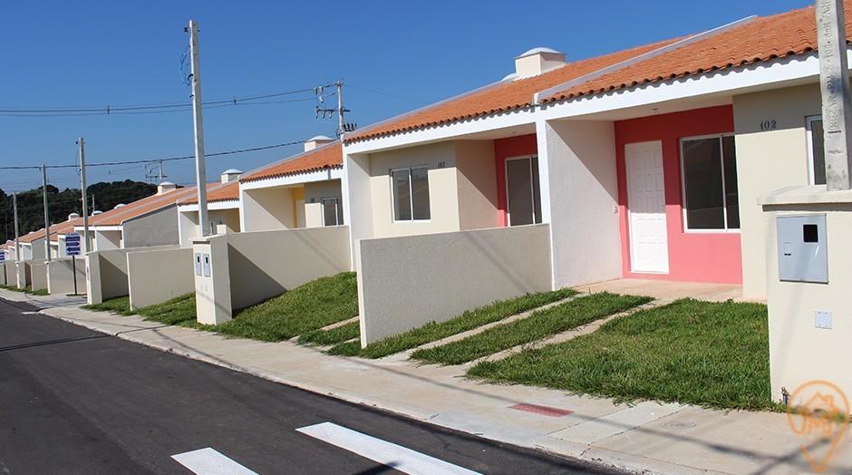 Condomínio Vertical para locação no bairro Santa Terezinha em Fazenda Rio Grande/PR com 0m² por R$ 0,00