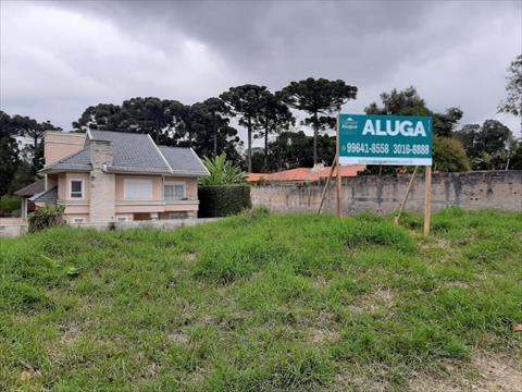 Terreno para locacao no Campo Comprido em Curitiba com 0m² por R$ 5.555,00