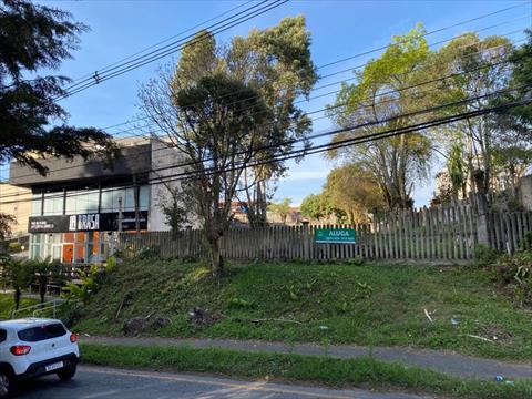Terreno para locacao no Mossungue em Curitiba com 0m² por R$ 5.555,00