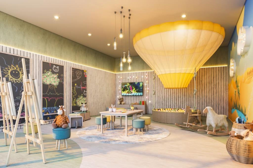 Apartamento para venda no Bacacheri em Curitiba com 417,00m² por R$ 5.571.376,00