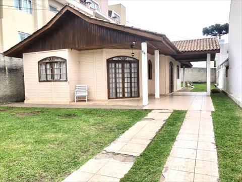 Residência para venda no Guabirotuba em Curitiba com 129m² por R$ 650.000,00