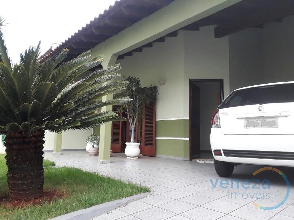 Casa Residencial para venda no Santa Monica em Londrina com 162m² por R$ 520.000,00