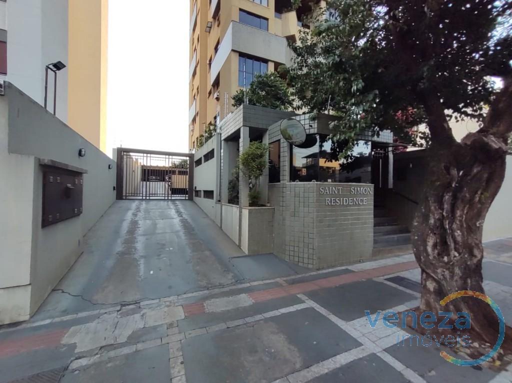 Apartamento para venda no Centro em Londrina com 58m² por R$ 245.000,00