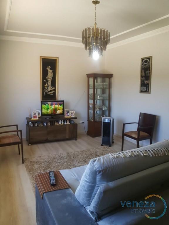 Casa Residencial para venda no Milton Gavetti em Londrina com 173m² por R$ 445.000,00