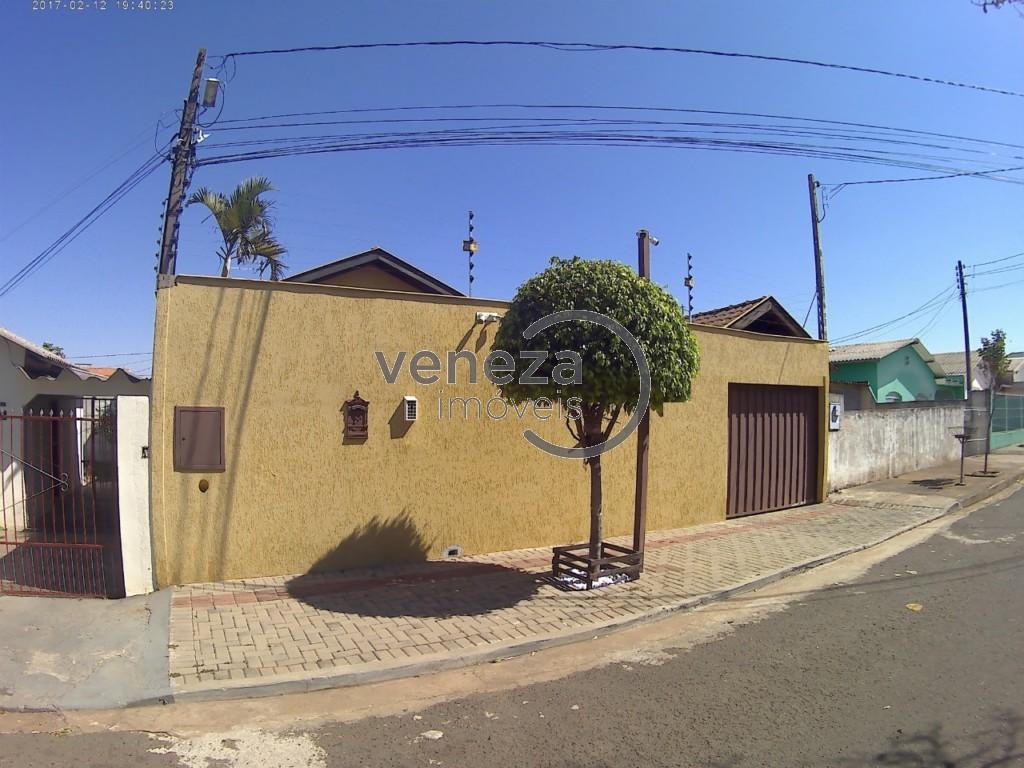 Casa Residencial para venda no Parigot de Souza 3 em Londrina com 188m² por R$ 350.000,00