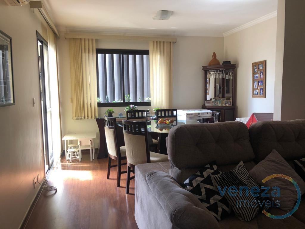 Apartamento para venda no Centro em Londrina com 117m² por R$ 380.000,00