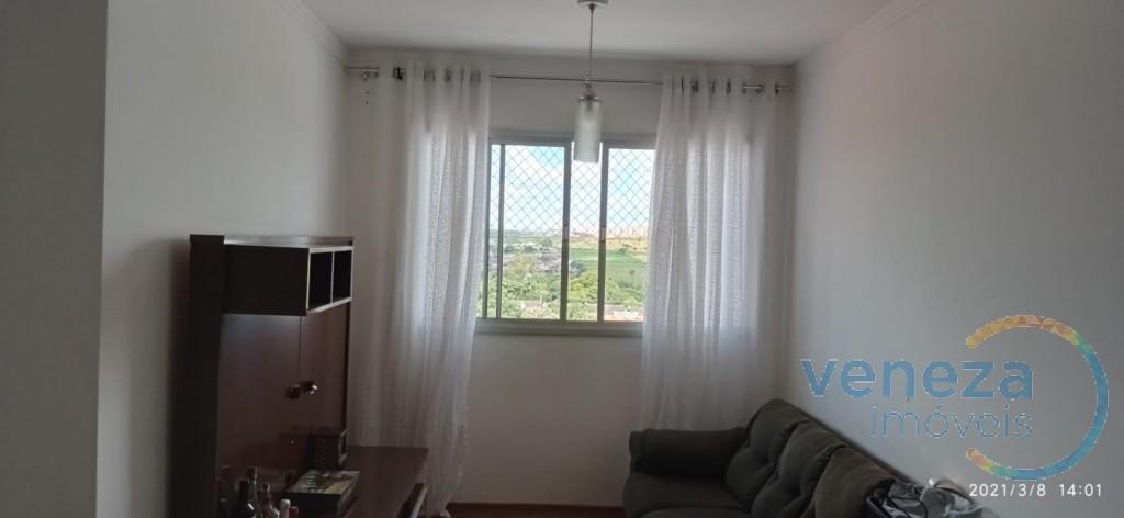 Apartamento para venda no Santa Izabel em Londrina com 48m² por R$ 155.000,00