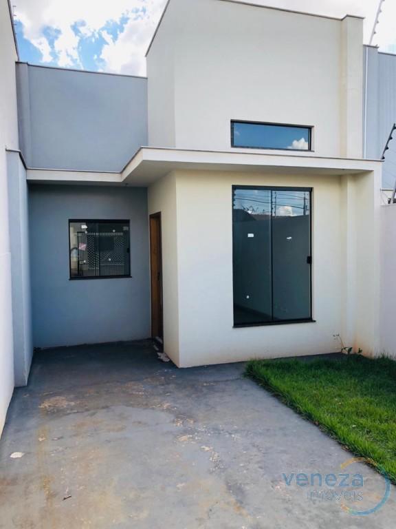 Casa Residencial para venda no Roma em Londrina com 72m² por R$ 245.000,00