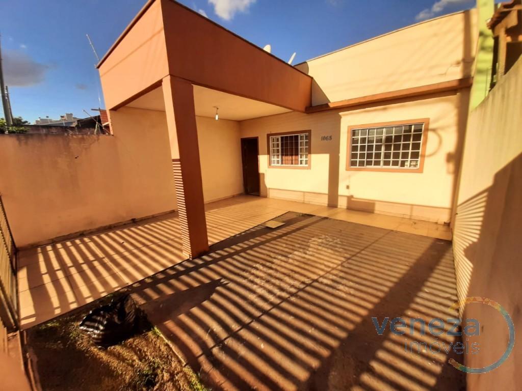 Casa Residencial para venda no Columbia em Londrina com 96m² por R$ 220.000,00