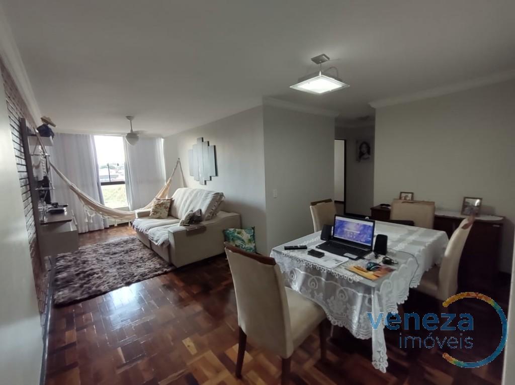 Apartamento para venda no Chacara Manela em Londrina com 78m² por R$ 200.000,00
