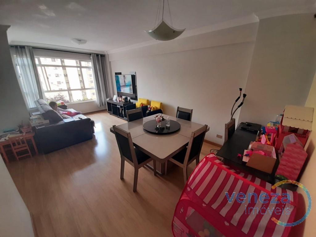 Apartamento para venda no Centro em Londrina com 95m² por R$ 360.000,00