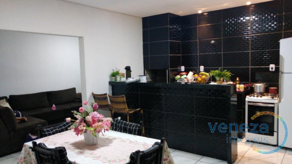 Casa Residencial para venda no Portal dos Pioneiros em Londrina com 183m² por R$ 275.000,00