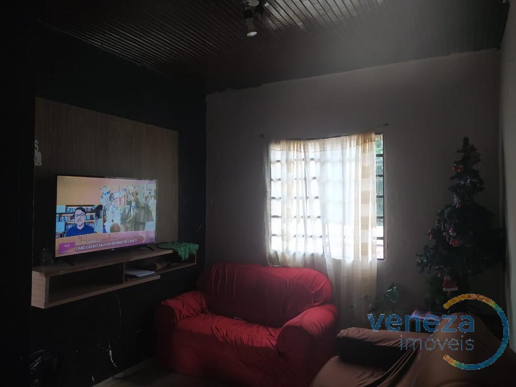 Casa Residencial para venda no Piza em Londrina com 141m² por R$ 250.000,00