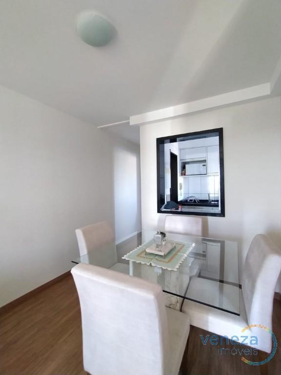 Apartamento para venda no Casoni em Londrina com 54m² por R$ 230.000,00