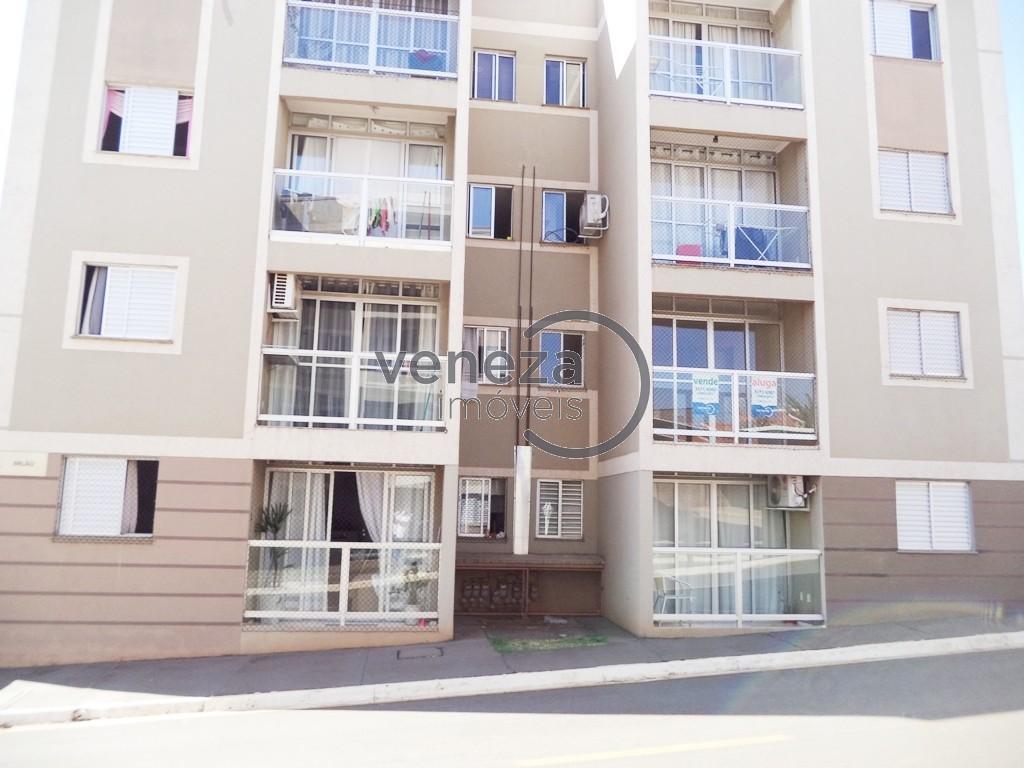 Apartamento para venda no Paraiso em Londrina com 46m² por R$ 160.000,00
